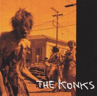 KONKS  -ST  (Great obscure BOMP garage) CD