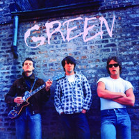 GREEN - ST  plus bonus tracks (Chicago 80s glam power pop)  CD