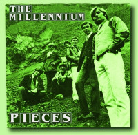 MILLENIUM - Pieces (Essential 60s sunshine pop psych) CD