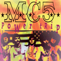 MC5  - POWERTRIP (70s recordings )WAREHOUSE FIND  CD