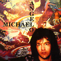 "MICHAEL ANGELO  -w S/T""(Guinn Sessions) + ""Sorcerer's Dream"" + ""Nuts"" DBL CD"