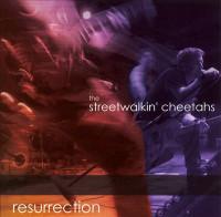 STREET WALKIN CHEETAHS - Resurrection w bonus video - Promo CD