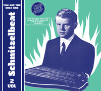 SCHNITZELBEAT Vol 2 -You Are The Only One -Raw Teenage Beat & Garage Rock Anthems From Austria 1964-1970 COMP LP