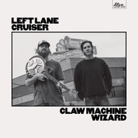 LEFT LANE CRUISER- Claw Machine Wizard - TWEAKED CORNER BARGAIN!- CLASSIC BLACK  vinyl