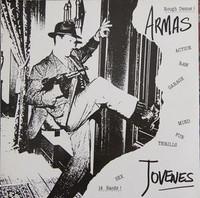 ARMAS JOVENES  - V/A  (14 bands, rare Spanish garage)LAST COPIES   COMP LP