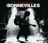 BONNEVILLES  - Arrow Pierce My Heart(Left Lane Cruiser, James Leg style garage)CLASSIC BLACK VINYL LP