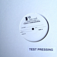 WORLD OF DISTORTION-All The Volume,Twice The Distortion!  RARE 1987 ORIGINAL TEST PRESSING of out of print title. LP