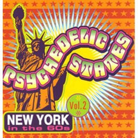PSYCHEDELIC STATES - NEW YORK  In The 60's VOL 2-COMP CD