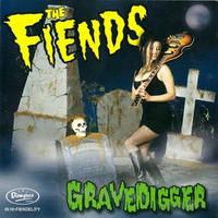 FIENDS  - Gravedigger (60s style fuzz fest !)  CD