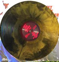 LEFT LANE CRUISER - Beck in Black  STARBURST VINYL 180 gram LP