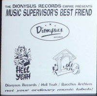 MUSIC SUPERVISOR'S BEST FRIEND   - VA  1998  COMP CD