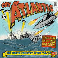 CRY OF ATLANTIS  - North Country Scene 58-67  Vol 2-  COMP CD