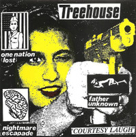 TREEHOUSE  -COURTESY LAUGH -CD