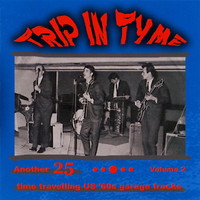 TRIP IN TYME Vol 2  -23 time travelling moody US '60s garage sounds   COMP CD