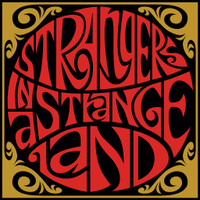 STRANGERS IN A STRANGE LAND - ST (SAN FRANCISCO GARAGE PSYCH) LP