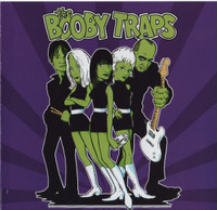 BOOBY TRAPS, THE  - S/T - PANDORAS STYLE GARAGE ROCK - IMPORT CD
