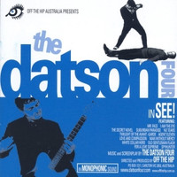 "DATSON FOUR, THE- See! (""a mid-sixties fan's dream-come-true"")IMPORT CD"