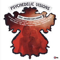 UNDERGROUND- PSYCHEDELIC VISIONS (1967 acid drenched GARAGE PSYCH)LP