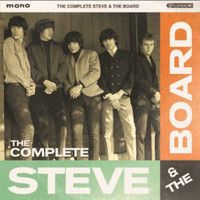 STEVE AND THE BOARD -Complete  (Aussie British invasion style)   CD