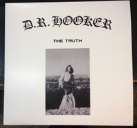 D.R. HOOKER  -The Truth  (1972 psych Doors style ) CD