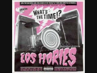 HORIES, LOS -What's the Time? (New Zealand Garage )CD