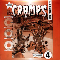 SONGS THE CRAMPS TAUGHT US  #4 - COMP LP