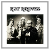 HOT KNIVES   - ST SPANISH IMPORT (70s pop/power pop, glam, psych) LP