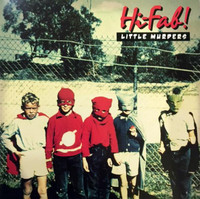 LITTLE MURDERS  -HI FAB  Aussie Power Pop- CD