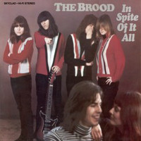 BROOD  -IN SPITE OF IT ALL (all girl 60s style) LP