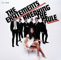 EXCITEMENTS - BREAKING THE RULE (high voltage rhythm and soul floorshakers!) LP