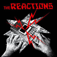 REACTIONS - High Technology (Tasmanian garage rock) CD