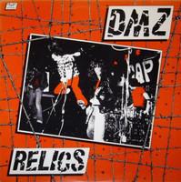DMZ   - Relics - CLASSIC BLACK VINYL   LP