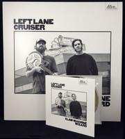 LEFT LANE CRUISER - Claw Machine Wizard - DIGIPACK CD  WITH BONUS TRACK