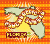 PSYCHEDELIC STATES  - FLORIDA In The 60's VOL 4-  COMP CD