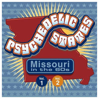 PSYCHEDELIC STATES  - MISSOURI  In The 60's VOL 1&2 -DOUBLE CD