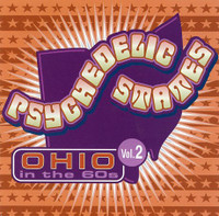 PSYCHEDELIC STATES  - OHIO In The 60's VOL 2-  COMP CD