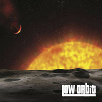 LOW ORBIT - ST (psych stoner/doom)CD