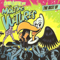 MOLTING VULTURES  - CROWD SURFING WITH   (BEST OF Aussie pysch surf )   CD