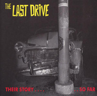 LAST DRIVE  -Their Story,So Far(Greek 60s style) FORMER VOXX BAND-  CD