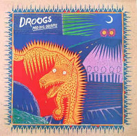 DROOGS - Mad Dog Dreams  (60s style psych punk)  CD