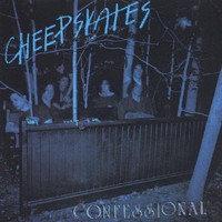 CHEEPSKATES - Confessional  (60s style power pop) CD