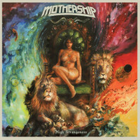 MOTHERSHIP -HIGH STRANGENESS (classic 70s rock ZZ TOP/SABBATH  style) CD