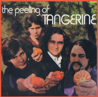 TANGERINE   - Peeling Of (Ultra-rare 71 psych) CD
