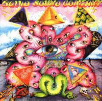 LIQUID SOUND COMPANY  -EXPLORING THE PSYCHEDELIC-LTD ed of 300 on SPLATTER VINYL
