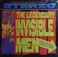 LEGENDARY INVISIBLE MEN   - Come Get Some! (Former Bomboras members) LP