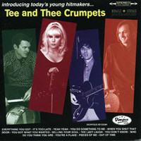TEE AND THE CRUMPETS  - INTRODUCING (FUZZ GARAGE from San Francisco ) LP