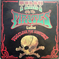 TERRY & THE PIRATES- Too Close For Comfort (70s) CD