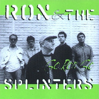 RON & SPLINTERS- Go Ron Go (60s style garage pop)CD