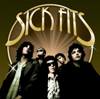 SICK FITS- ST (77 garage punk style  CD