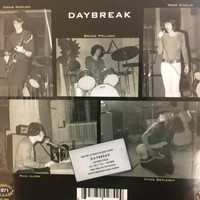 DAYBREAK  - ST (rare garage psych 1971) CD